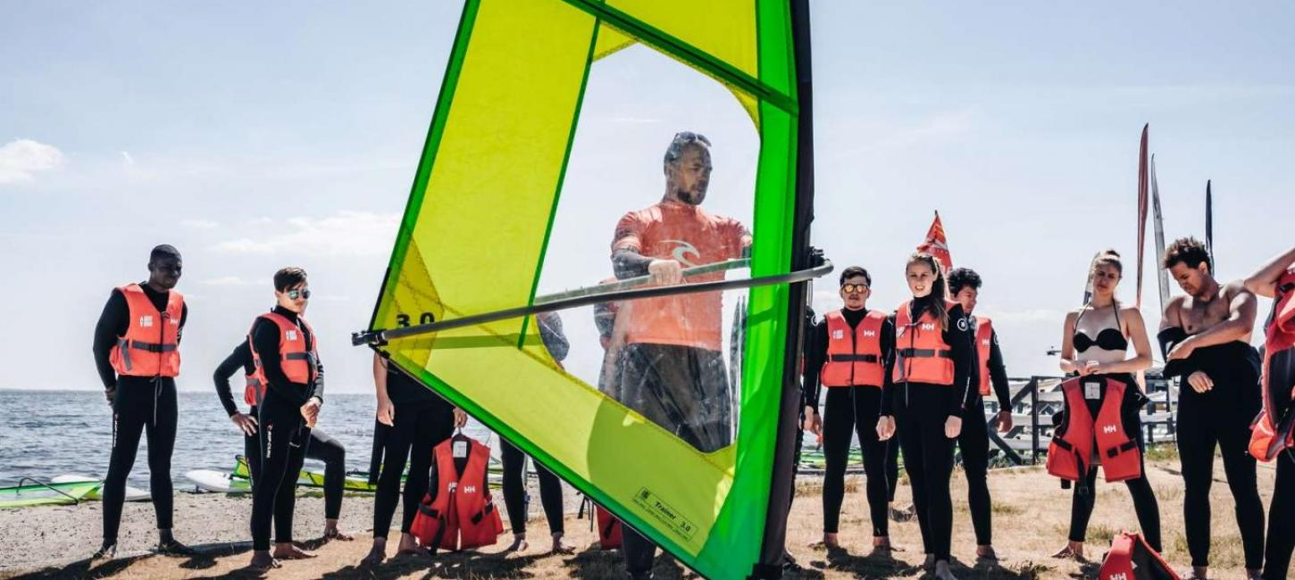 windsurfing tips