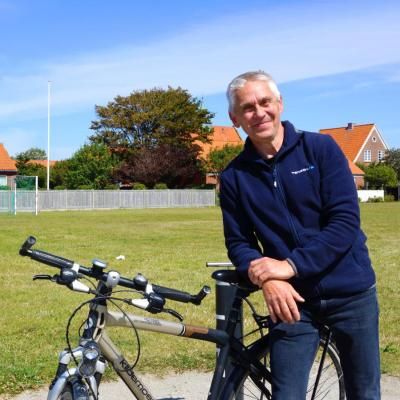 Poul anbefaler cykelruter